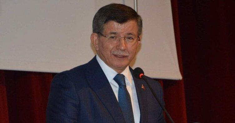 Son dakika: Ahmet Davutoğlu, AK Parti'den istifa etti