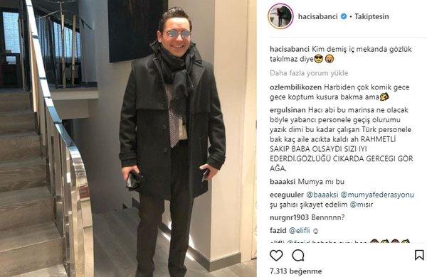 Ünlü isimlerin Instagram paylaşımları (24.03.2018)