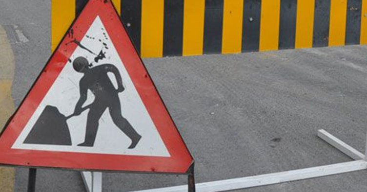 İstanbul'da asfaltlama çalışması