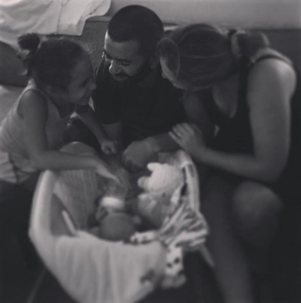 Ünlü anneler ve çocukları Instagram'da