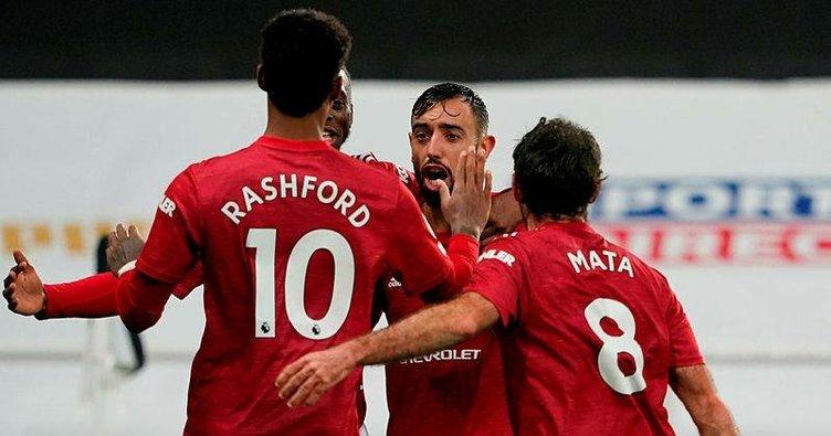 Newcastle United 1-4 Manchester United | MAÇ SONUCU