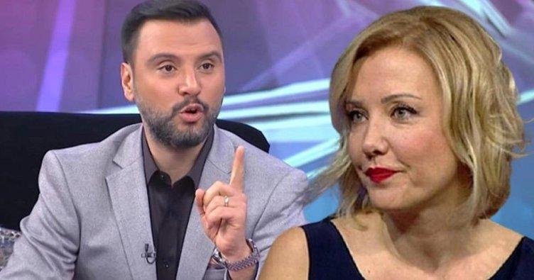 Basın kartı ile aşısı olan Berna Laçin'e bir tepki de şarkıcı Alişan'dan: Sen ne zaman gazeteci oldun?