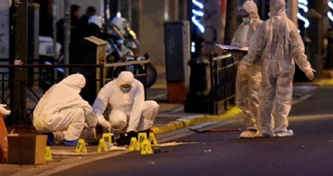 Atina'da şüpheli paket alarmı