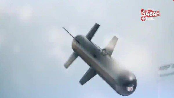 Yerli üretim roket Bahar Kalkanı'nda hedefleri imha ediyor | Video