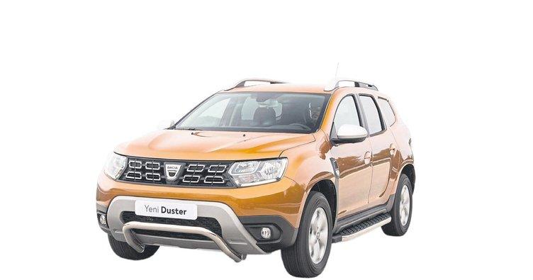 Dacia'dan Duster için aralık fırsatı