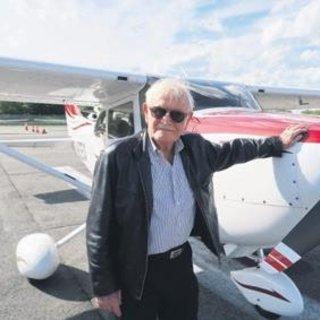 Türk pilot 50 yıldır ABD semalarında
