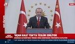 Son dakika: Başkan Erdoğan'dan önemli açıklamalar: Sözde dostlarımız bizi zaafa düşürmeye çalıştı