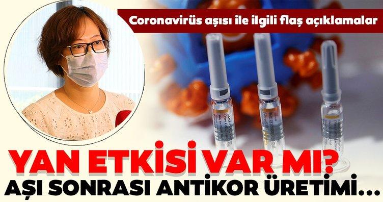 Son dakika haberi: Türkiye'de ilk koronavirüs aşısı yapıldı! Covid-19 aşısı için canlı yayında flaş açıklamalar: Yan etkisi var mı?