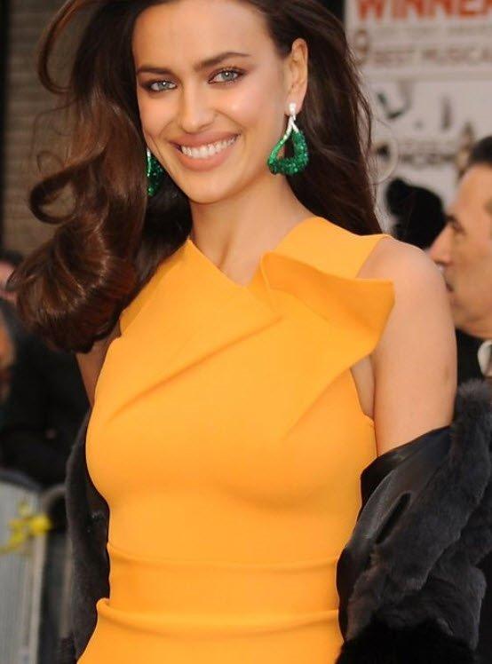 Irina Shayk güzellik sırrını açıkladı!