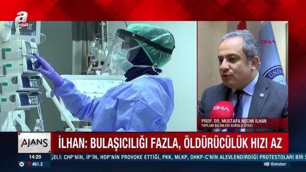 Son Dakika: Mutasyona uğrayan koronavirüs varyantı daha mı öldürücü?   Video