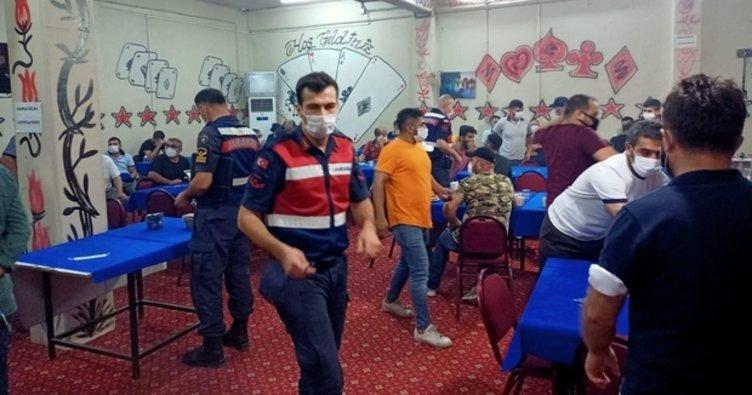 İzmir'de kumar operasyonu: 119 kişiye ceza yağdı