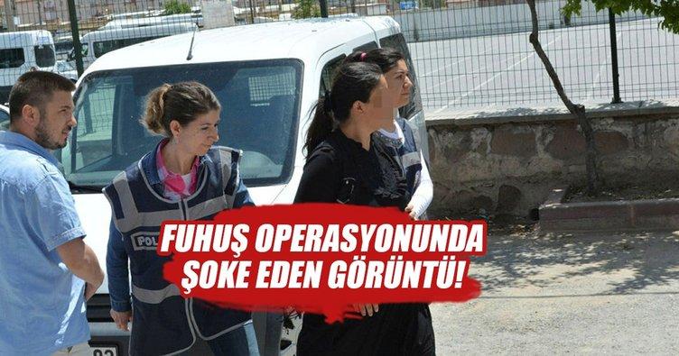 Niğde'de fuhuş operasyonu: 6 kişi gözaltına alındı