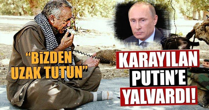 Son dakika: Türkiye'nin Afrin hazırlıklarından tutuşan PKK, Putin'e yalvardı