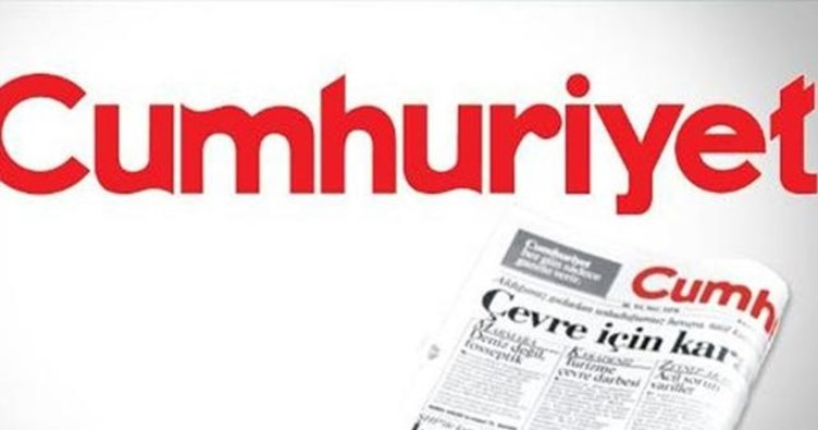 """Cumhuriyet: Can Dündar'ın trol gazeteciliğinden kurtulduk"""" dedi."""