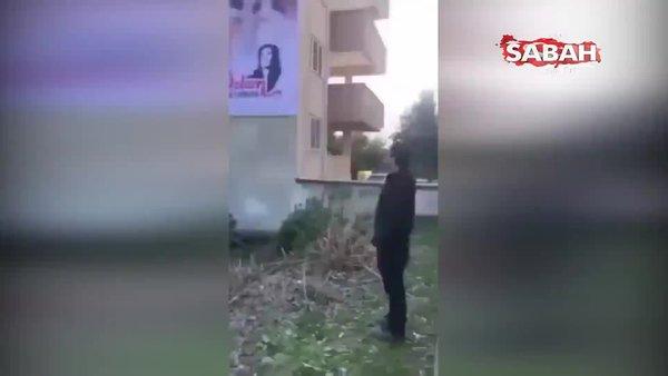 CHP Aydın Büyükşehir Belediye Başkanı Özlem Çerçioğlu, seçim afişi görünsün önündeki diye ağaçları kestirdi!