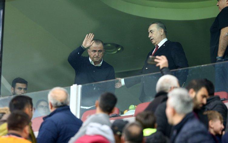 Son dakika: Mustafa Cengiz ve Fatih Terim arasında olay diyalog! Ben Adnan Polat'ın süpürgecisi değilim