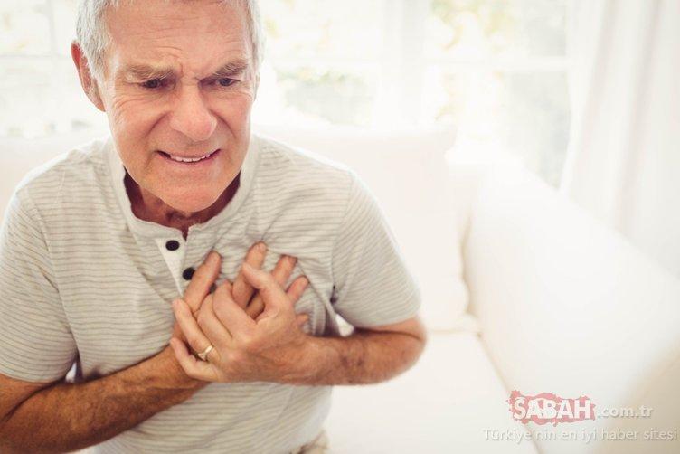 Bu uyarıları dikkate alın! Kalp krizinin 7 kritik belirtisi...