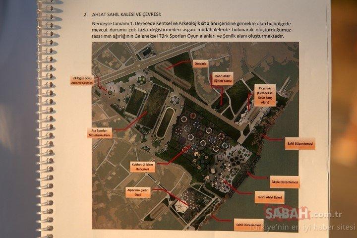 Ahlat'ta Kubbet-ül İslam ruhu canlandırılacak