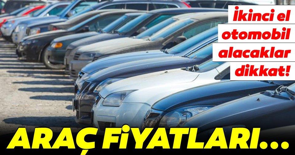 İkinci el araç satışlarında rekor bekleniyor!