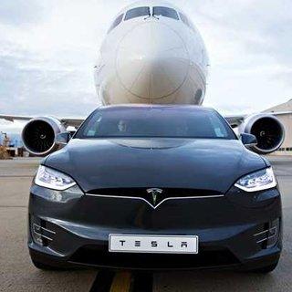 Tesla, Model X ile dünya rekoru kırdı