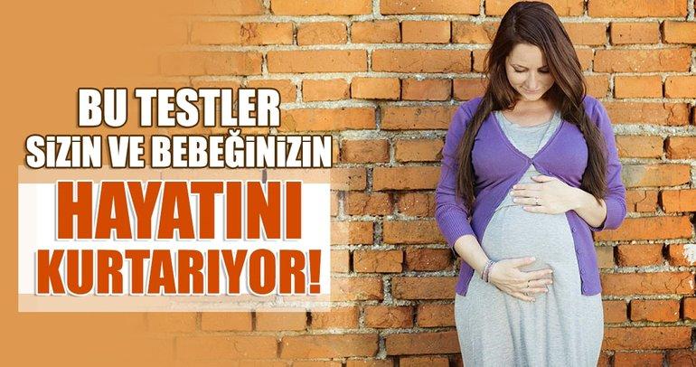 Bebeğinizin sağlıklı gelişimi için bu testler şart!