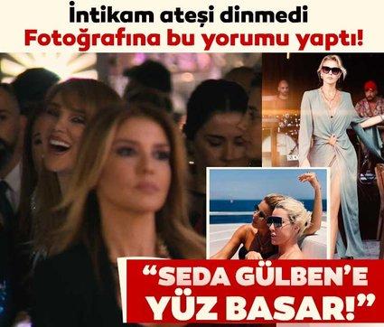 Seren Serengil'den Gülben Ergen için olay sözler: Seda Sayan Gülben Ergen'e yüz basar!