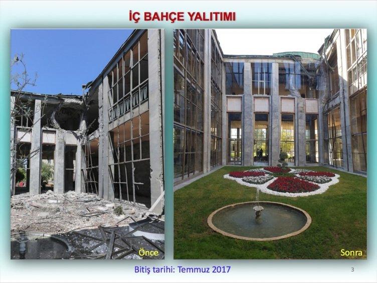 Meclis, 15 Temmuz'un yaralarını sardı