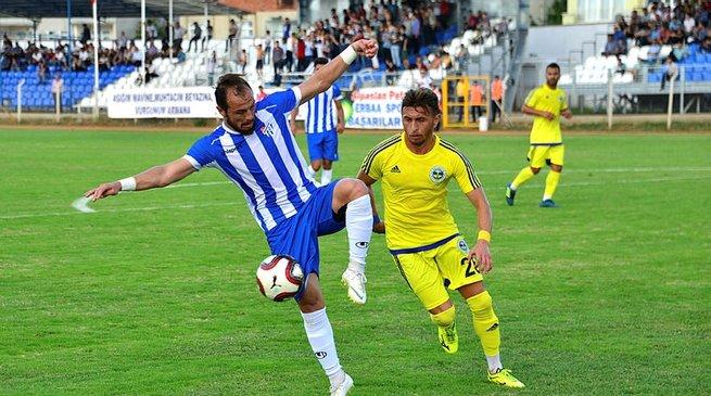 Erbaaspor penaltılarla 3. turda