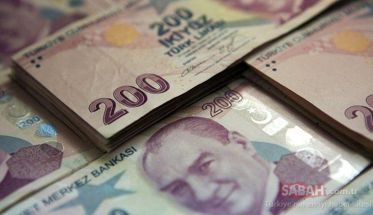 6 aylık enflasyon açıklandı! En düşük emekli ve memur maaşları belli oldu