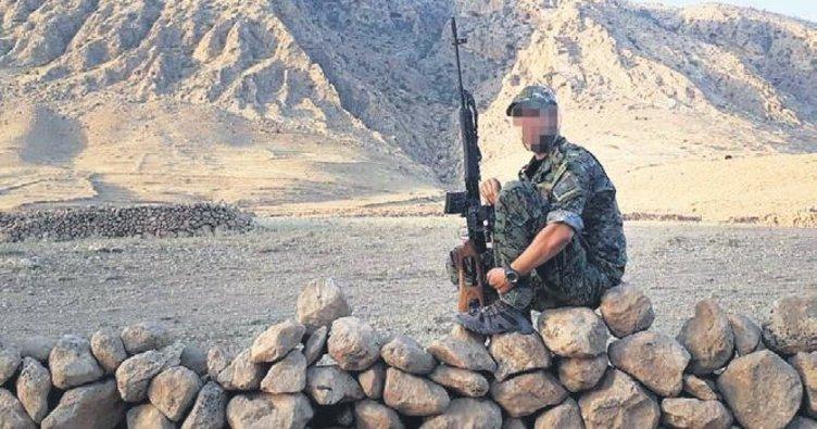 PKK'lı almanların beyni Sidar
