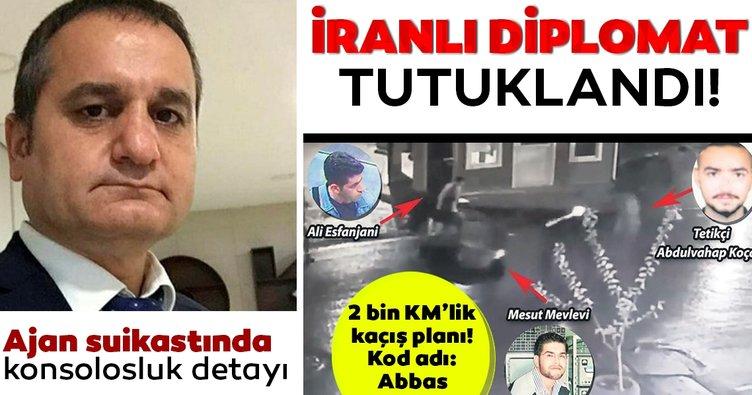 Son dakika: İranlı ajan suikastında sır perdesi aralanıyor! Diplomat tutuklandı: Kaçış planı ortaya çıktı...