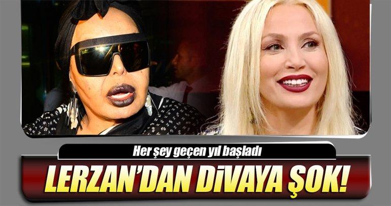 Lerzan, Diva ile uzlaşmayı reddetti