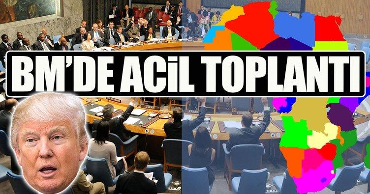 Afrika ülkelerinden Trump'a tepki
