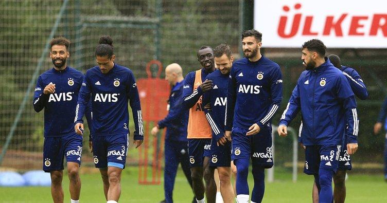 Son dakika: Fenerbahçeli Nazım Sangere Beşiktaş derbisinde yok