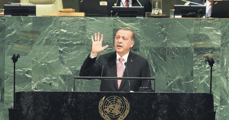 Erdoğan, İslam coğrafyasında umut ve cesareti yeşertiyor