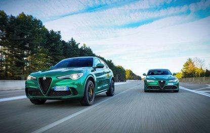 Alfa Romeo Giulia ve Stelvio Quadrifoglio makyajlandı