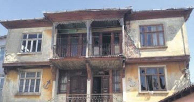 Çapalı Ev restore edilecek