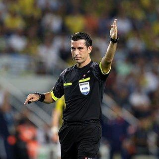 Fenerbahçe - Galatasaray derbisinin hakemi Ali Palabıyık