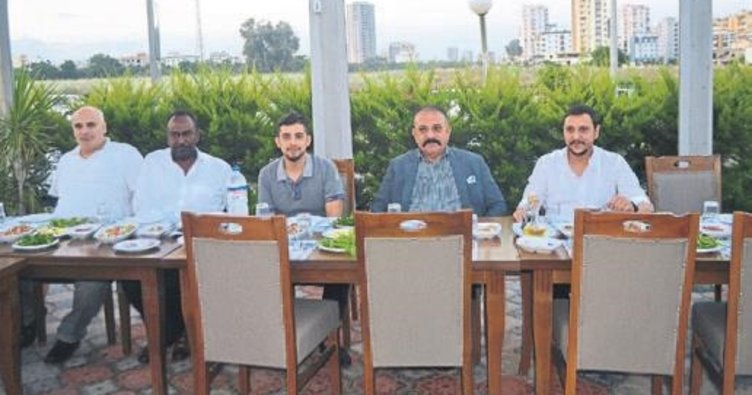 Arbel'den firma yöneticilerine iftar