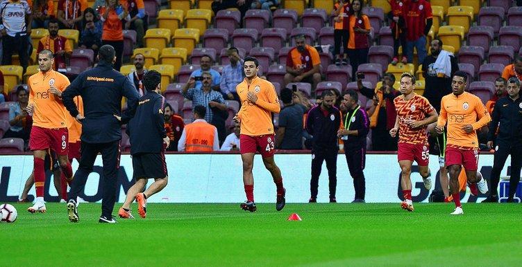 Ozan Kabak'ın Galatasaray'dan aldığı maaş...