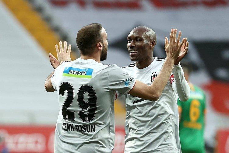 Son dakika: Beşiktaş maçından sonra Babacar ve Marafona için Ahmet Çakar'dan flaş yorum! 'Elini uzatma zahmetinde bulunmuyor...'