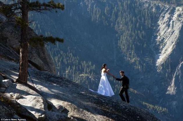 Ölüme meydan okuyan düğün