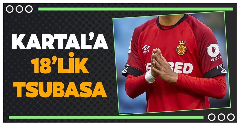 Beşiktaş'a 18'lik Tsubasa: Takefusa Kubo