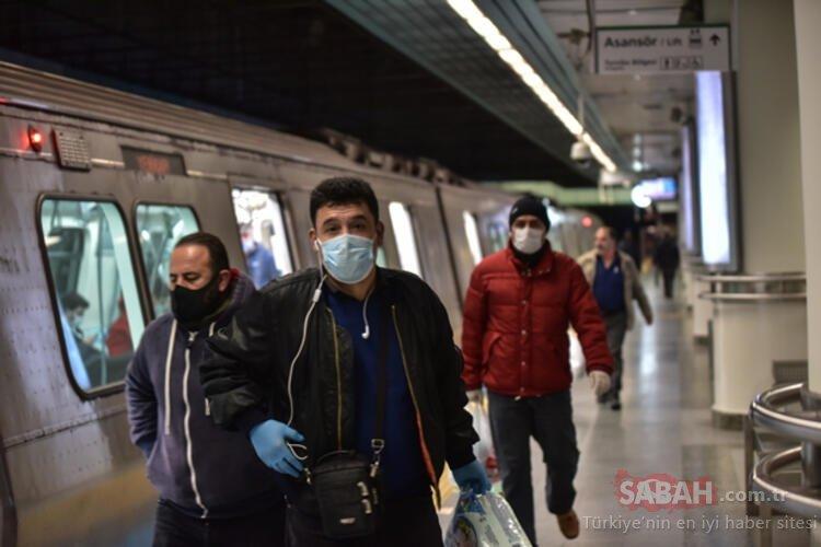 Son dakika korkutan corona uyarısı geldi! İstanbul'dan gidenler dikkat...