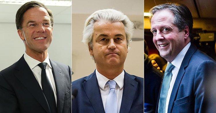 Hollanda'da koalisyon krizinde 80. gün!