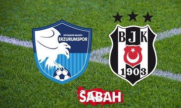 BB Erzurumspor Beşiktaş maçı hangi kanalda? ZTK Beşiktaş ne zaman, saat kaçta, nerede oynanacak?  Erzurum BJK maçı yayıncı kuruluşu…