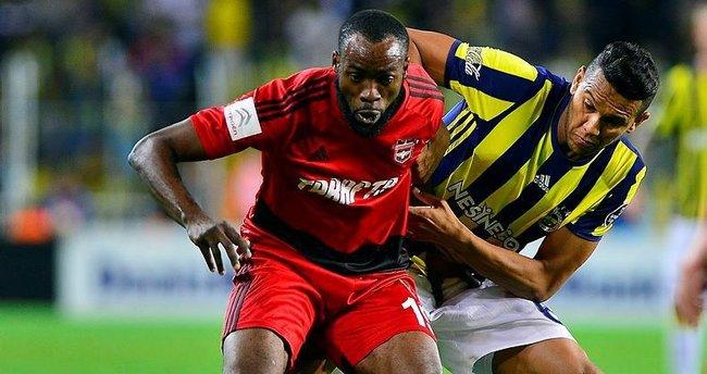 Gaziantepspor'un galibiyet hasreti 35 maça çıktı