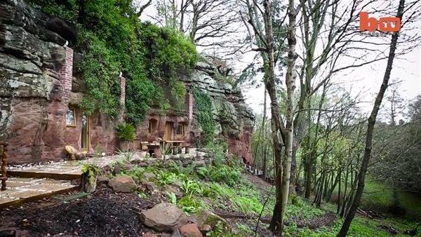 700 yıllık mağaraya bakın ne yaptı!