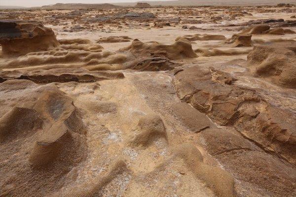 Ay'da yürüyormuş hissi veren bölge: Ayn Şerşare
