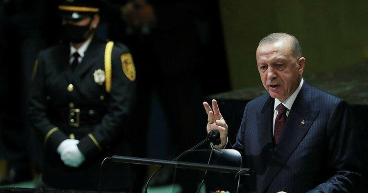 Başkan Erdoğan ABD gündemine damgasını vurdu!